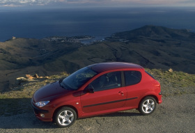 Peugeot 206 XT 1.6