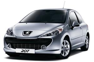 Peugeot 207 1.4 75hp MT Access