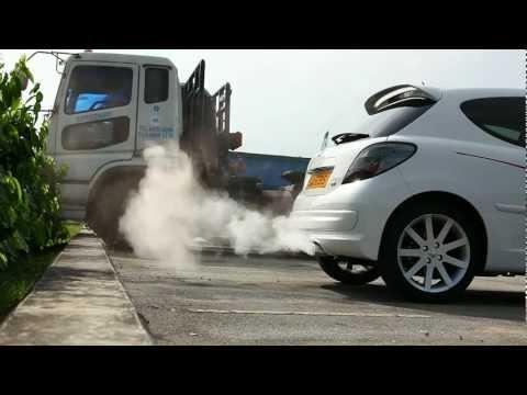 Peugeot 207 1.6 GT 150hp MT