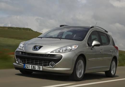 Peugeot 207 SW HDi FAP 90
