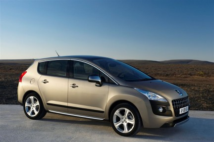 Peugeot 3008 2.0HDi Executive Automatic