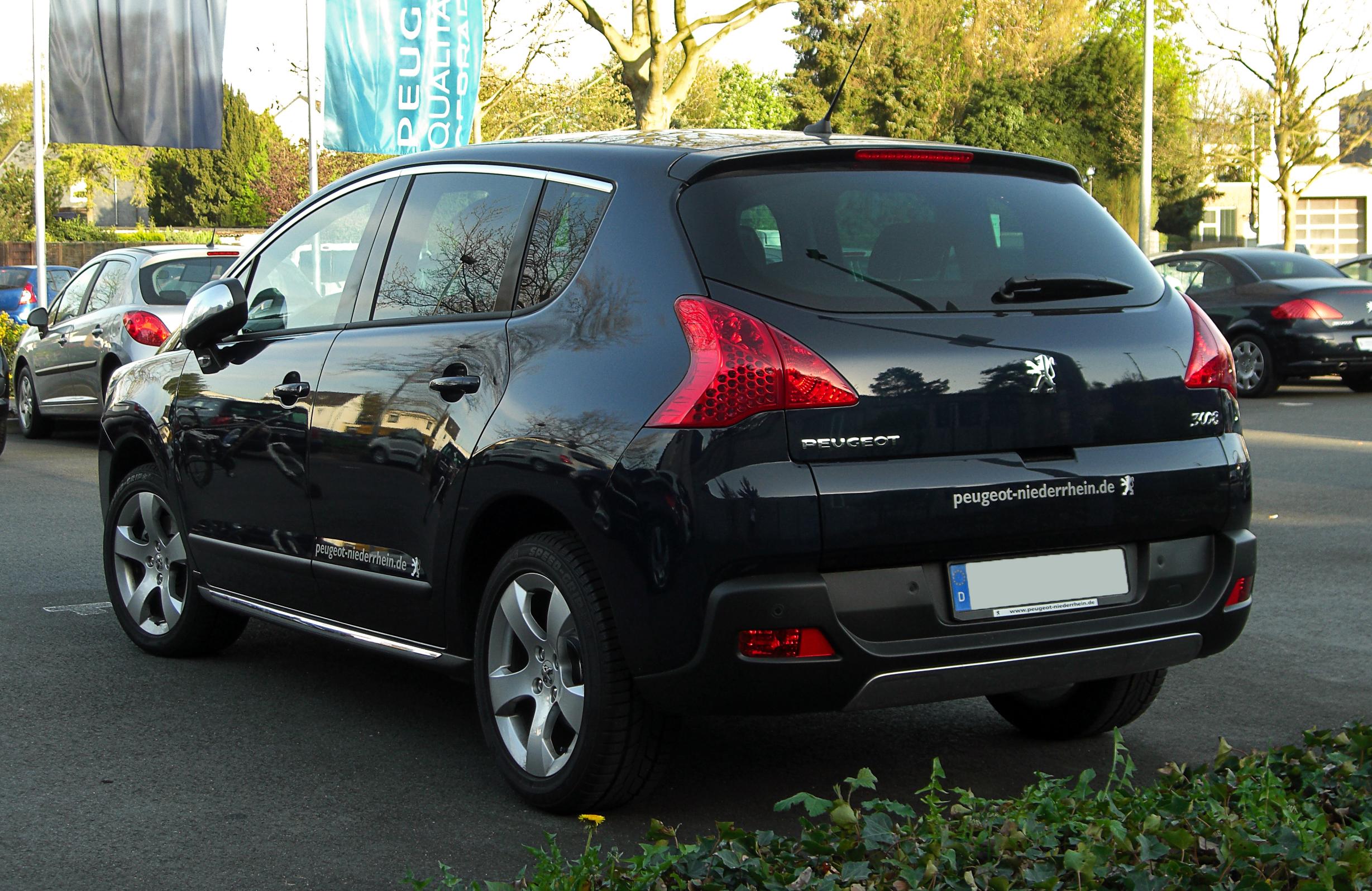 Peugeot 3008 HDi FAP 150