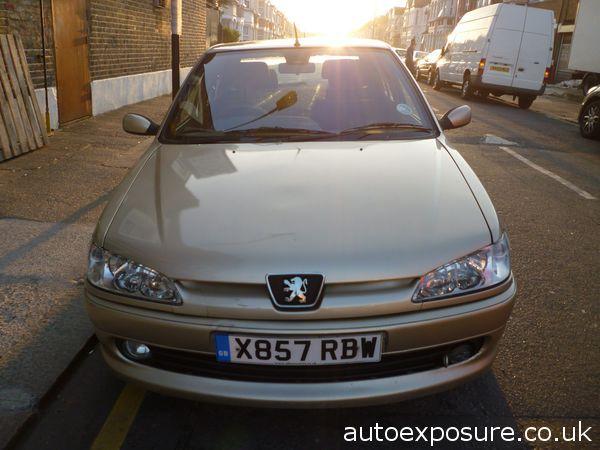 Peugeot 306 2.0 HDI 90