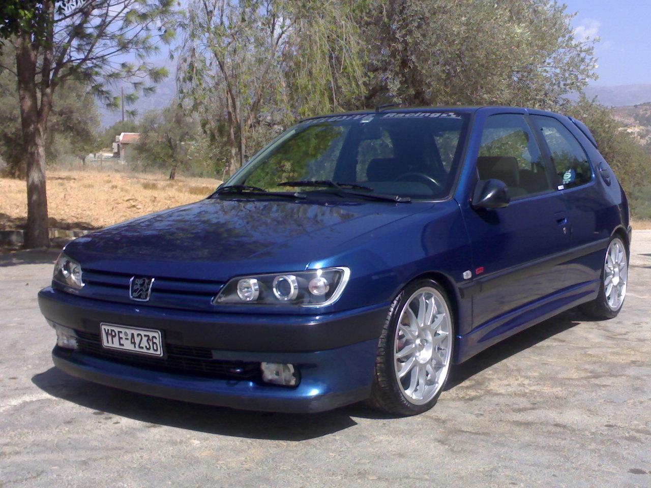 Peugeot 306 2.0 S16