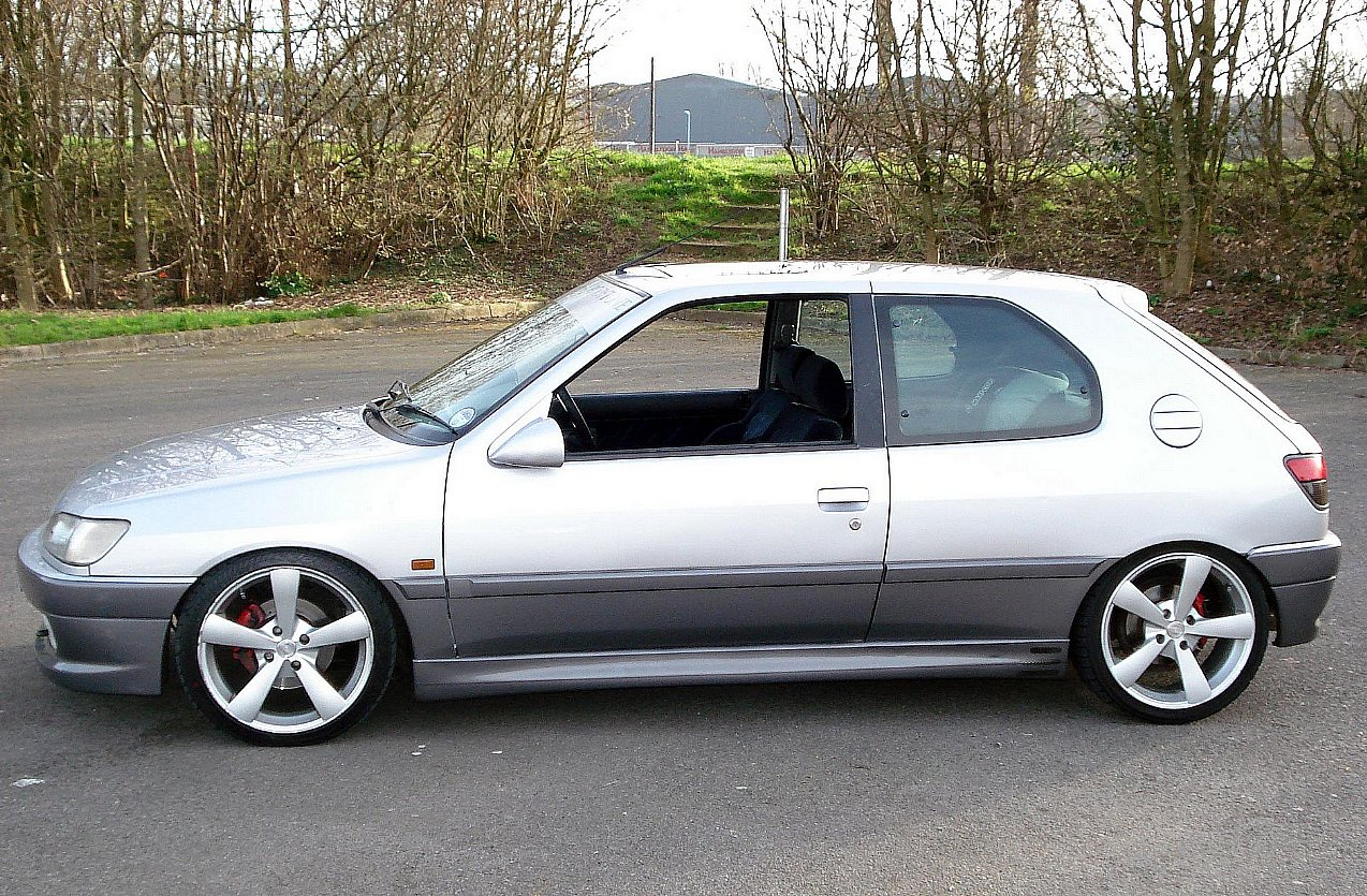 Peugeot 306 2.0 XSi