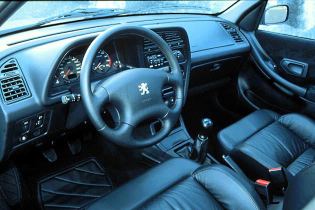 Peugeot 306 Cabriolet 1.8