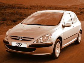 Peugeot 307 1.4 75hp MT