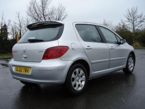 Peugeot 307 Rapier