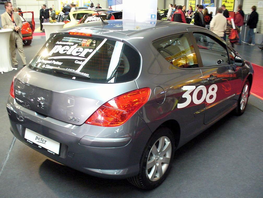 Peugeot 308 150 THP