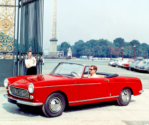 Peugeot 404 Cabriolet