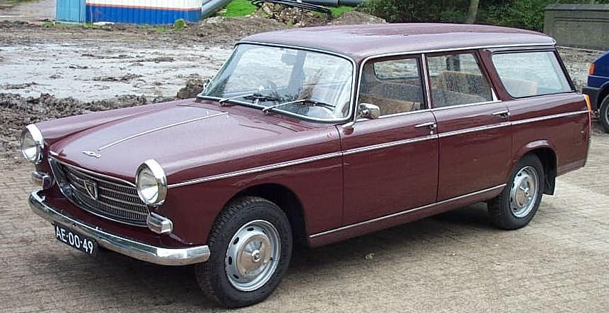Peugeot 404 Familiale