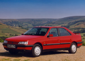 Peugeot 405 1.9 Injection