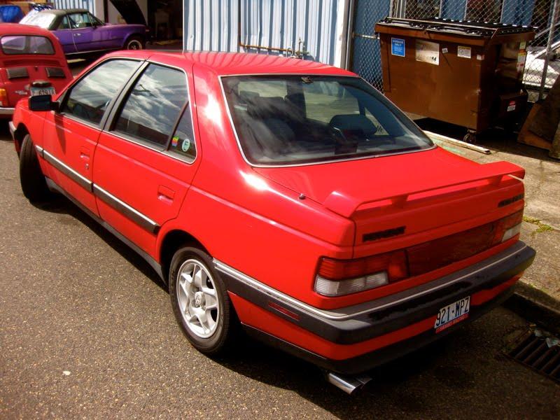 Peugeot 405 2.0 MI-16