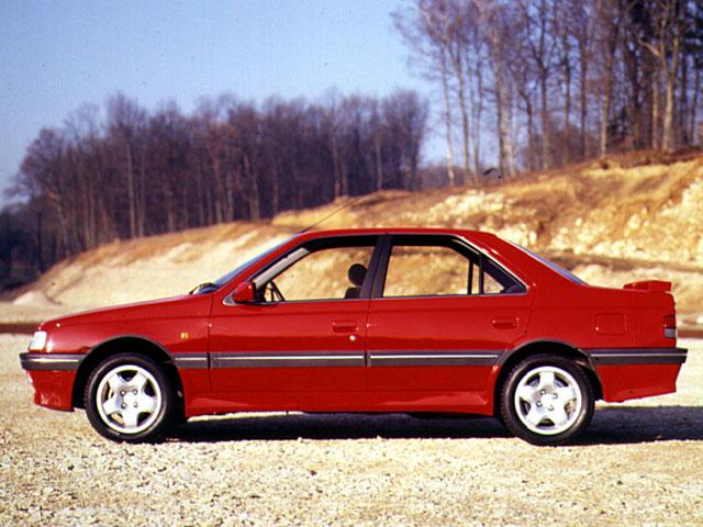 Peugeot 405 2.0 X4