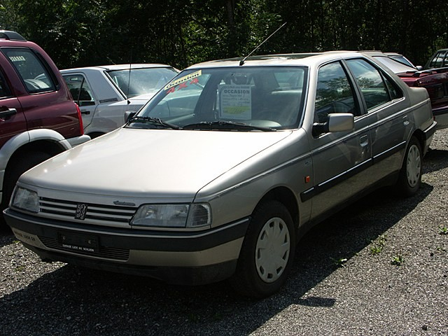 Peugeot 405 SRi X4