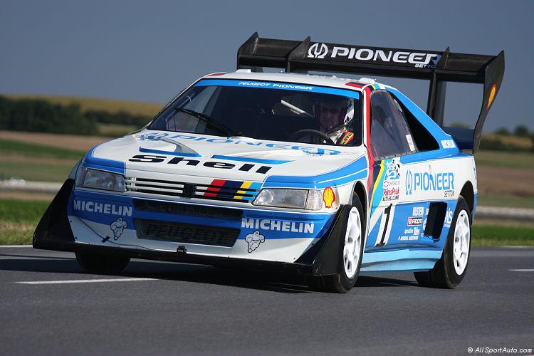 Peugeot 405 T 16