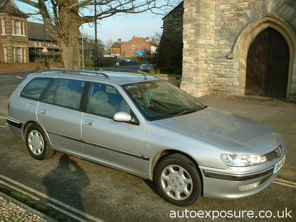 Peugeot 406 2.0 LX