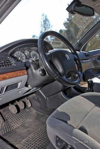 Peugeot 406 2.0 16V