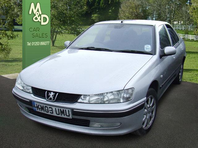 Peugeot 406 2.0 HDI 90