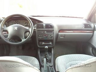 Peugeot 406 2.1 TD 12V