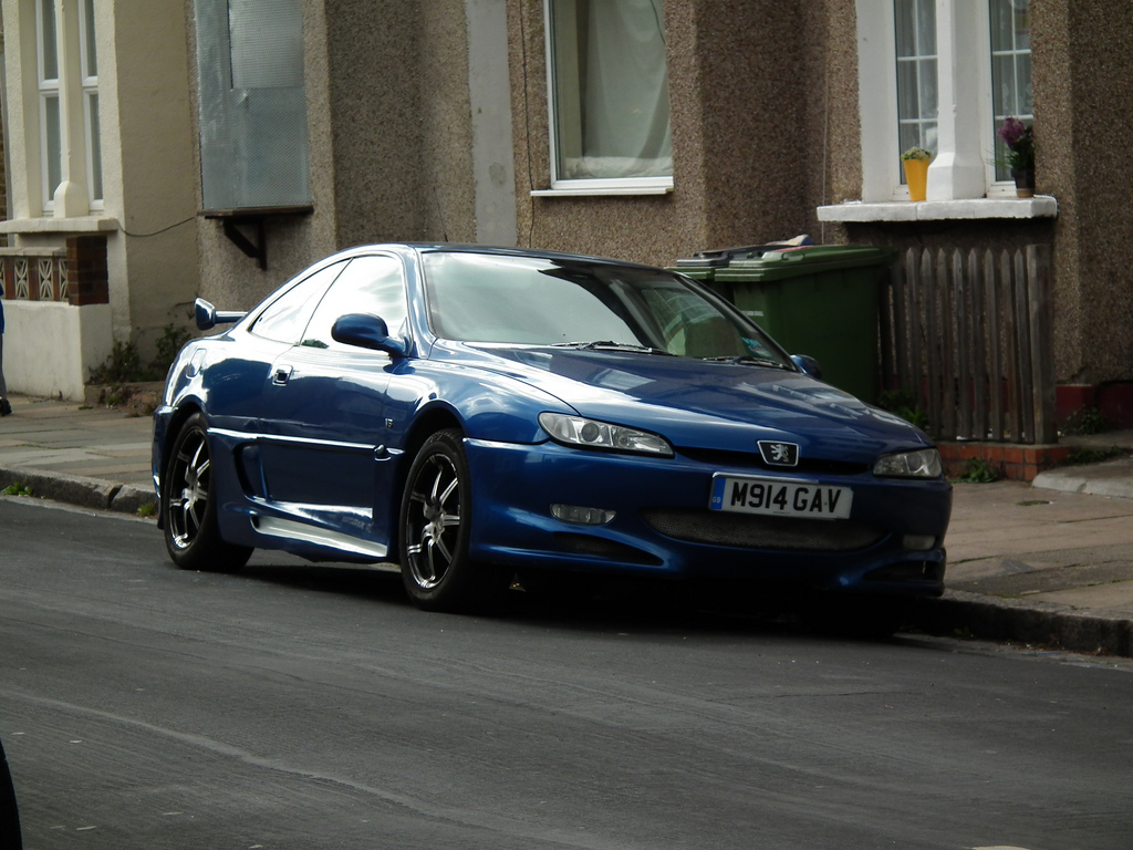 Peugeot 406 Coupe 2.9
