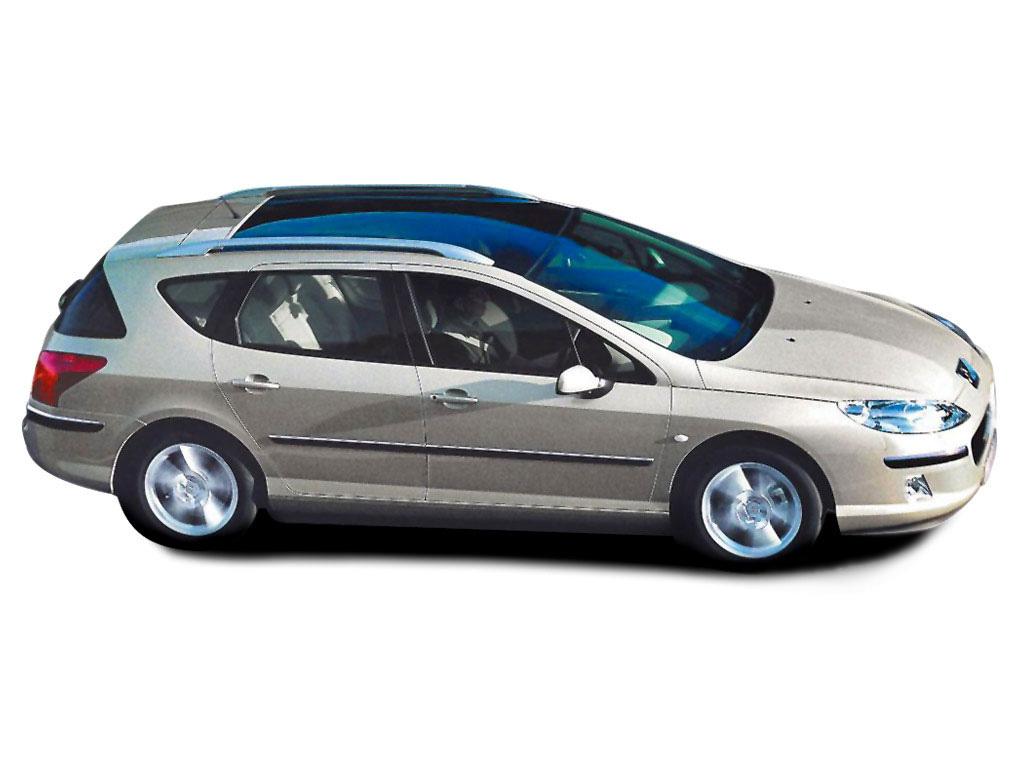 Peugeot 407 1.6 HDi 110