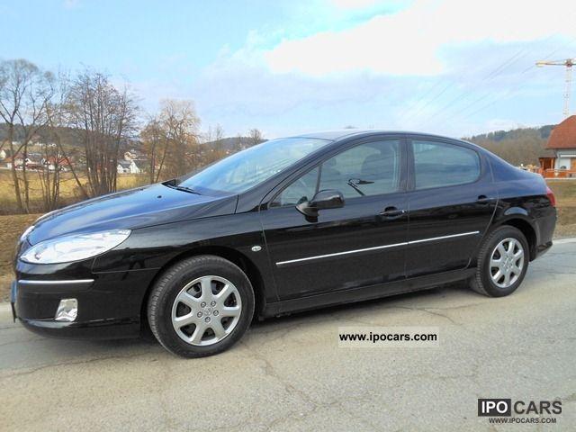 Peugeot 407 2.0 HDi 135