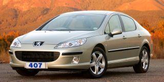Peugeot 407 2.0 ST Comfort