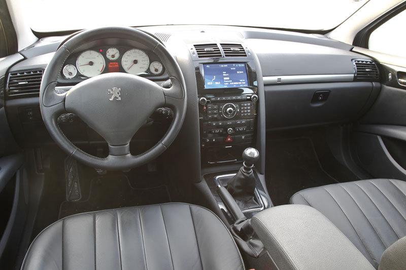 Peugeot 407 2.0 SW
