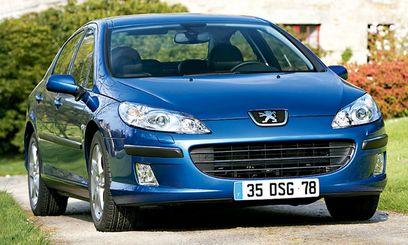 Peugeot 407 2.2 Automatic