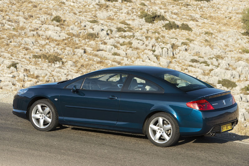 Peugeot 407 2.2 Coupe