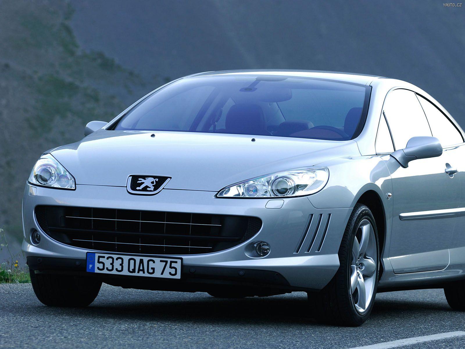Peugeot 407 2.2 Tendance
