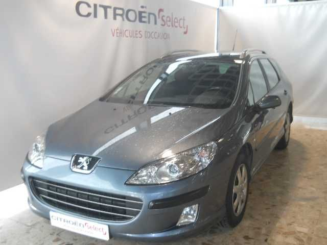 Peugeot 407 2.2 HDi MT
