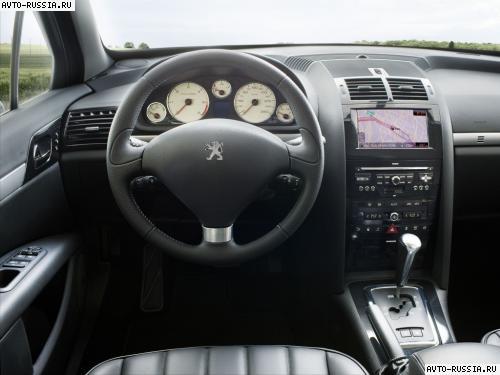 Peugeot 407 2.2 MT