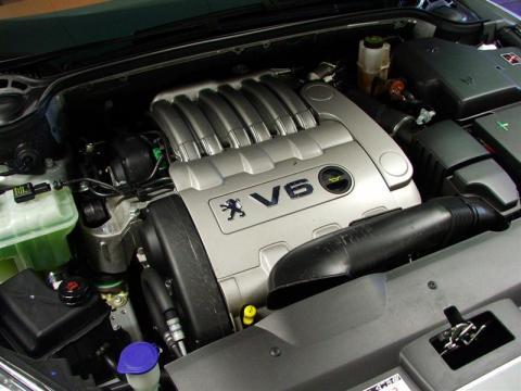 Peugeot 407 3.0 V6