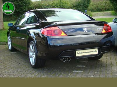 Peugeot 407 3.0 V6 Platinum