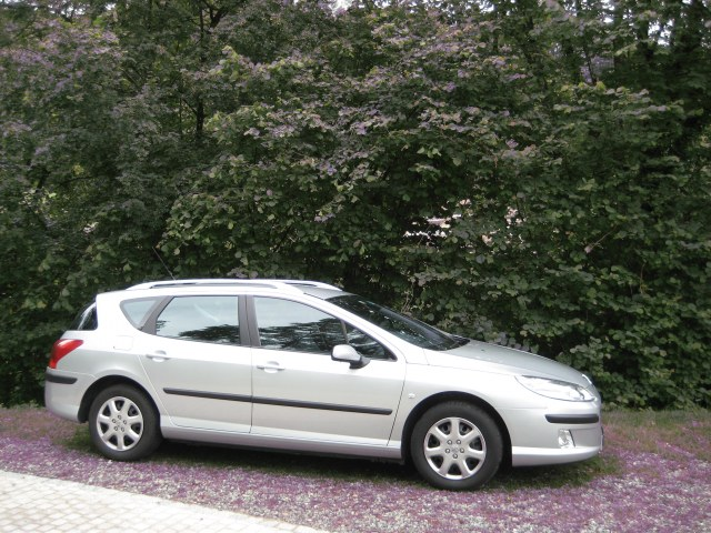 Peugeot 407 SW 2.0 HDi FAP