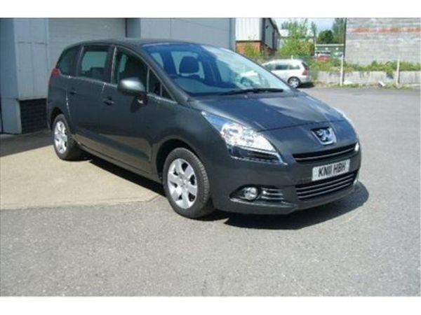 Peugeot 5008 1.6 HDi FAP