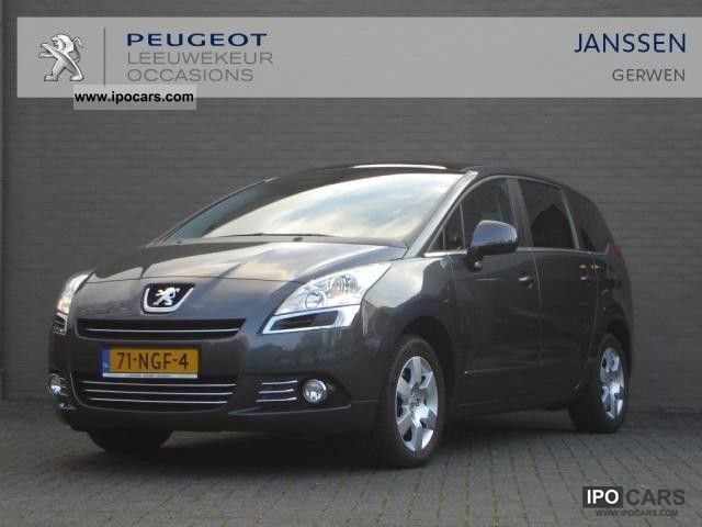 Peugeot 5008 1.6 THP