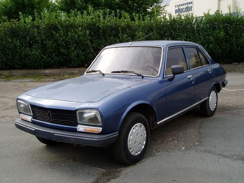 Peugeot 504 1.8