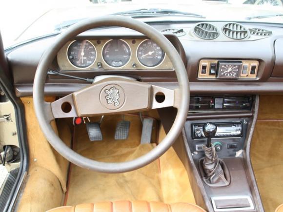 Peugeot 504 2.0