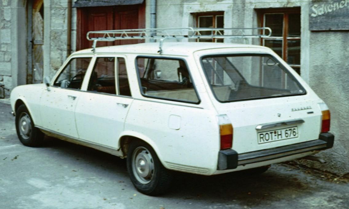 Peugeot 504 Break