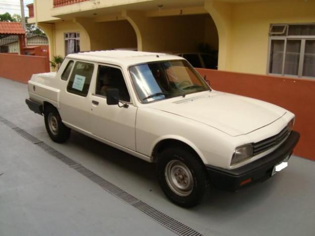 Peugeot 504 D