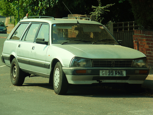 Peugeot 505 2.5 Diesel
