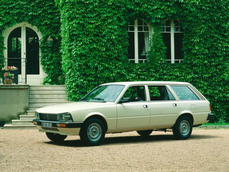 Peugeot 505 Break