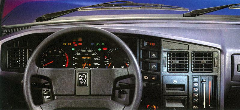 Peugeot 505 GTD Turbo