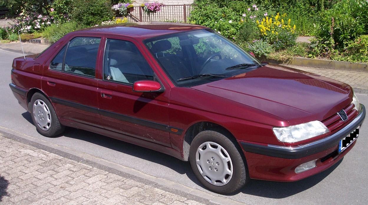 Peugeot 605 2.0
