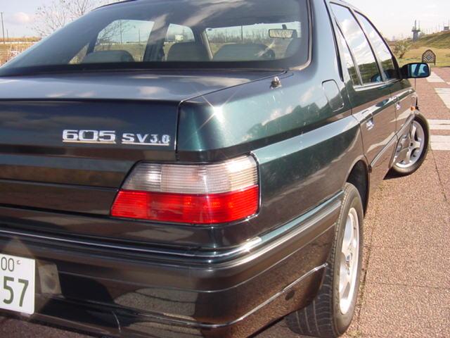 Peugeot 605 3.0