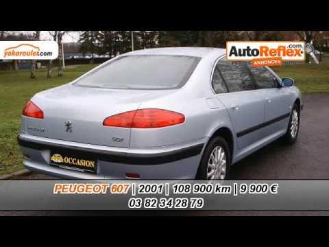 Peugeot 607 2.2 D