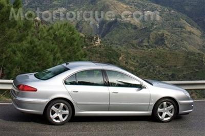 Peugeot 607 2.2 HDi MT